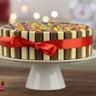 עוגת עולם הממתקים