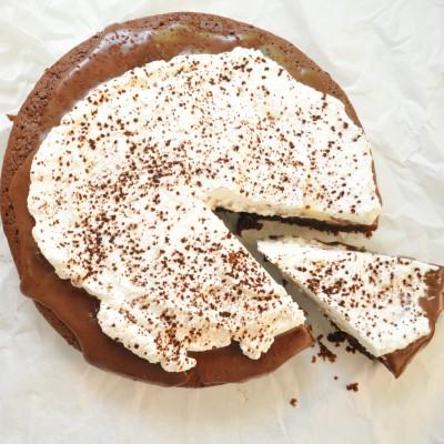 עוגת שוקולד מדויקת