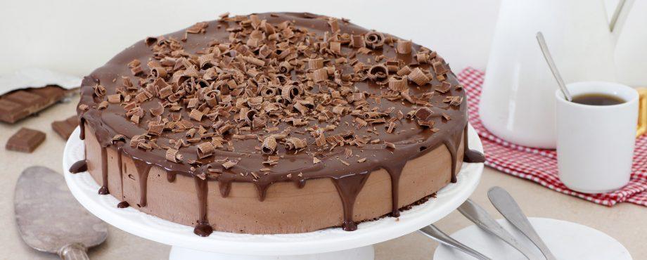 עוגת שוקולד, שוקולד, שוקולד