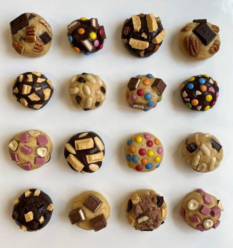 עוגיות שוקולד צ'יפס הכי מושלמות