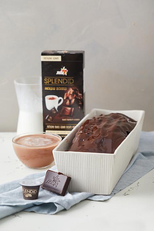 עוגת שוקולד ספלנדיד